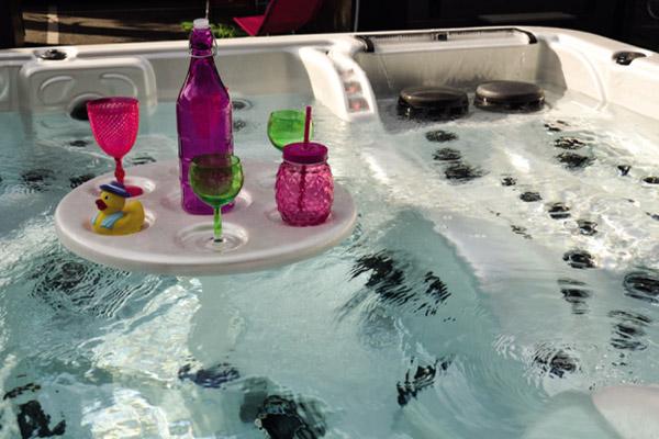 Une eau pure avec Clearwater Spas