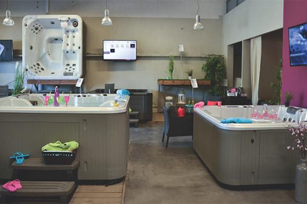 Showroom Spa